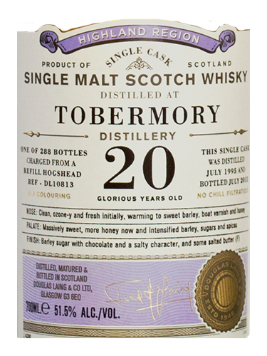 tobermory-20-years-old-particular-label