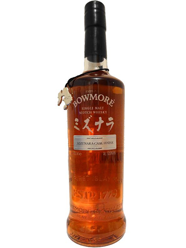 bowmore-mizunara-cask-finish