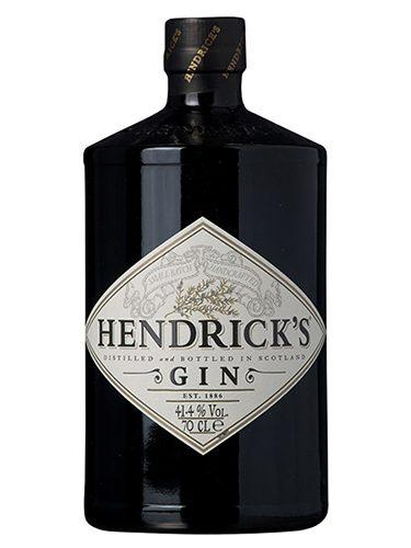 Hendrick's Gin fles