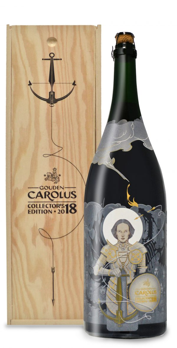 Gouden Carolus 2018
